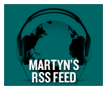 Martyn's RSS Feed