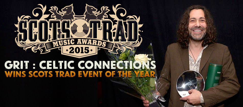 2015 Trad Awards: GRIT Wins Event Of The Year!